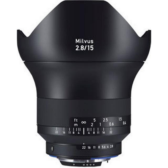 Zeiss Milvus 2.8/15mm ZF.2 for Nikon F