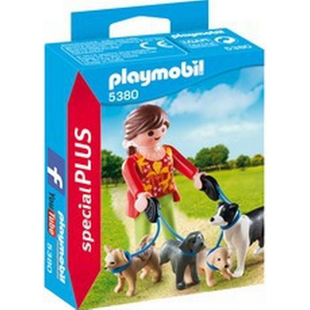 Playmobil Dog Walker 5380