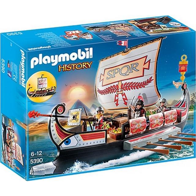 Playmobil Roman Warriors Ship 5390