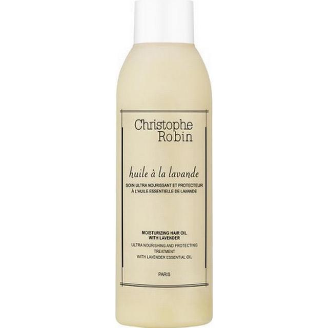 Christophe Robin Moisturising Hair Oil with Lavender 150ml