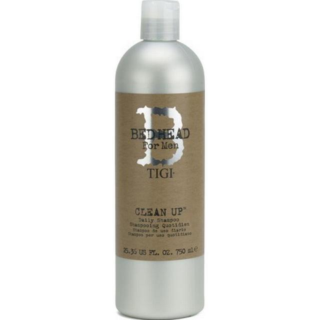 Tigi Bed Head For Men Clean Up Daily Shampoo 750ml