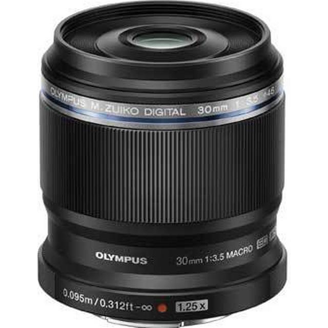 Olympus M.Zuiko Digital ED 30mm 3.5 Macro