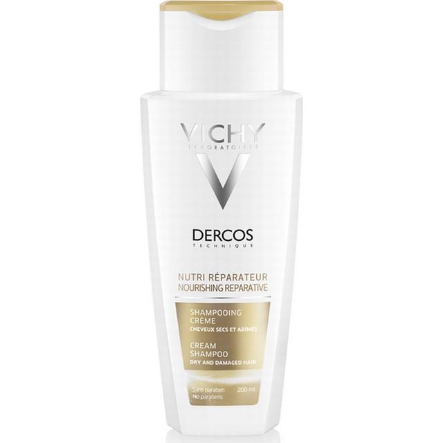 Vichy Dercos Nourishing Cream Shampoo 200ml