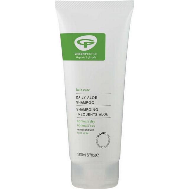 Green People Daily Aloe Shampoo 200ml