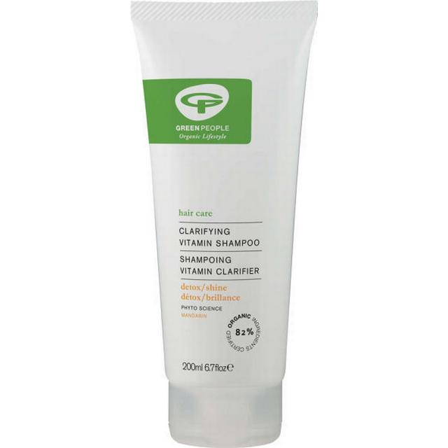 Green People Clarifying Vitamin Shampoo 200ml