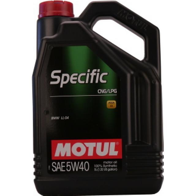Motul Specific CNG/LPG 5W-40 5L Motor Oil