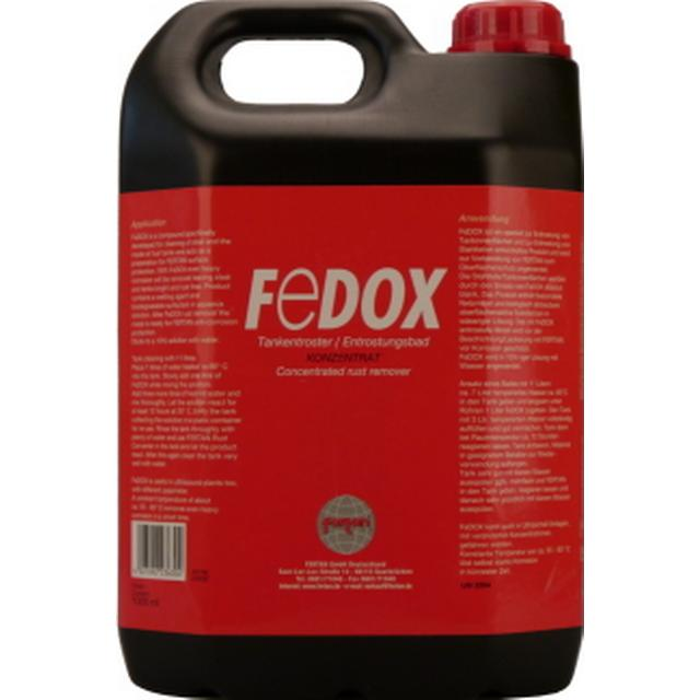 Fertan FeDOX Rust Remover Concentrate 5L Rust Removal