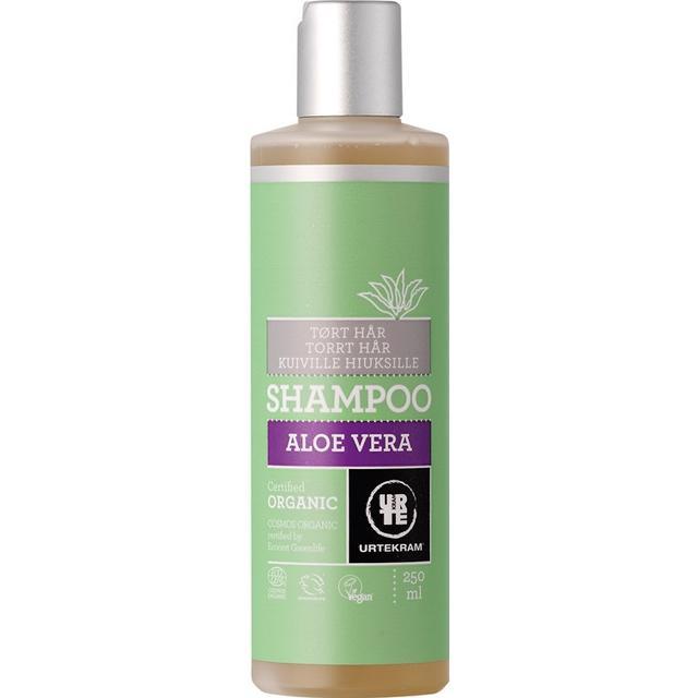 Urtekram Aloe Vera Shampoo Dry Hair Organic 250ml