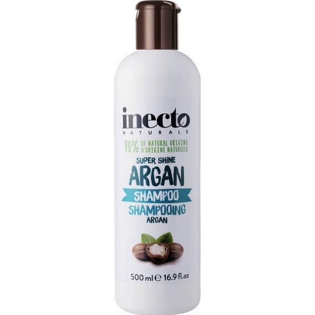 Inecto Super Shine Argan Shampoo 500ml