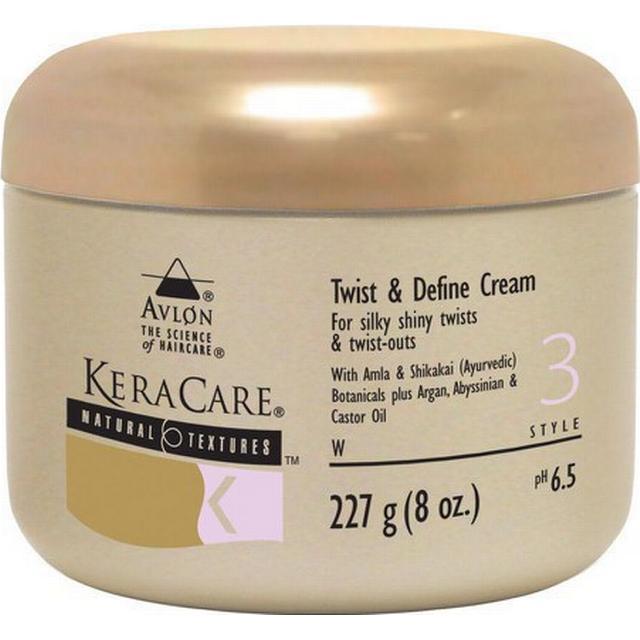 KeraCare Natural TexturesTwist & Define Cream 227g
