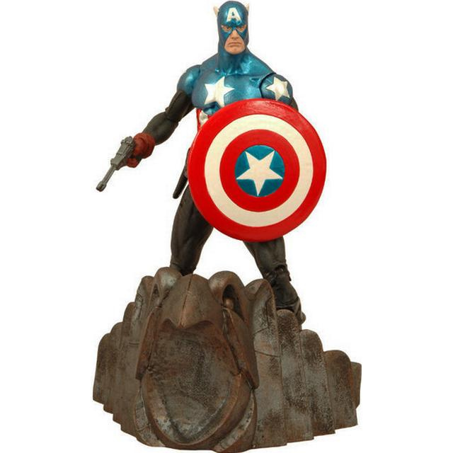 Diamond Select Toys Marvel Select Captain America