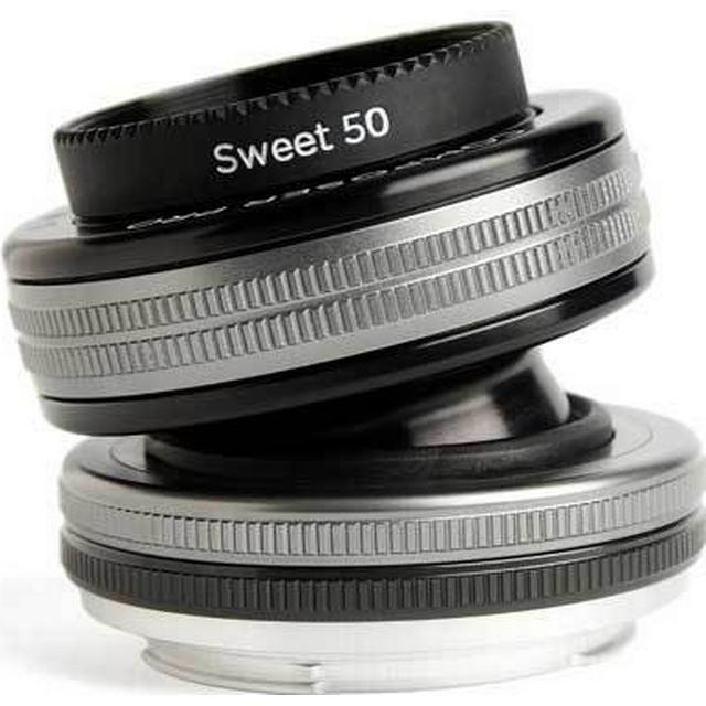 Lensbaby Composer Pro II with Sweet 50mm f/2.5 for Nikon