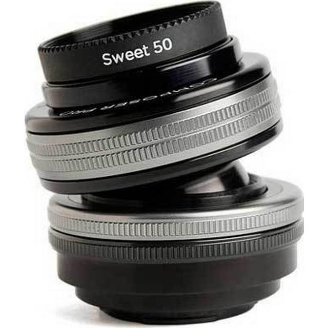 Lensbaby Composer Pro II with Sweet 50mm f/2.5 for Sony E