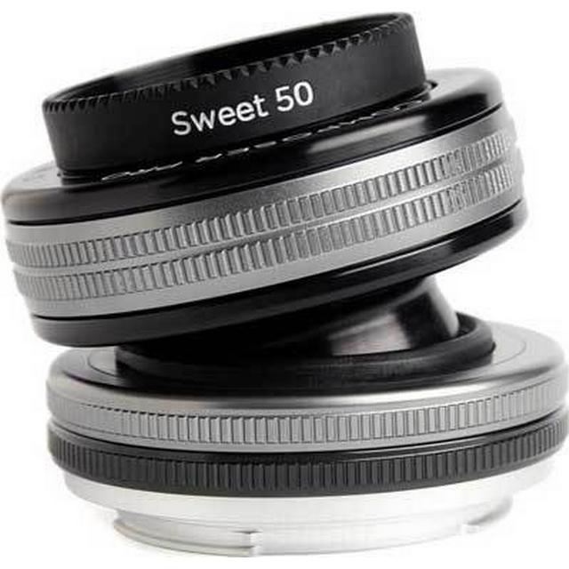 Lensbaby Composer Pro II with Sweet 50mm f/2.5 for Canon