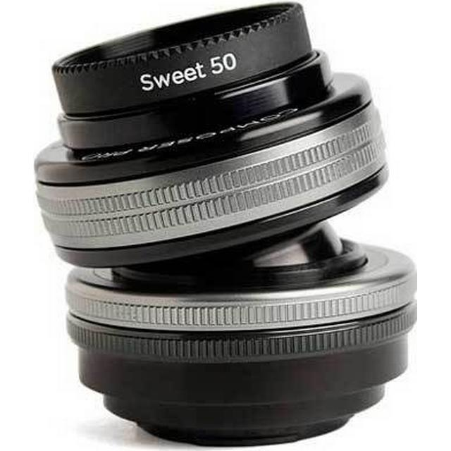 Lensbaby Composer Pro II with Sweet 50mm f/2.5 for Micro Four Thirds