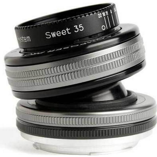 Lensbaby Composer Pro II with Sweet 35mm for Canon