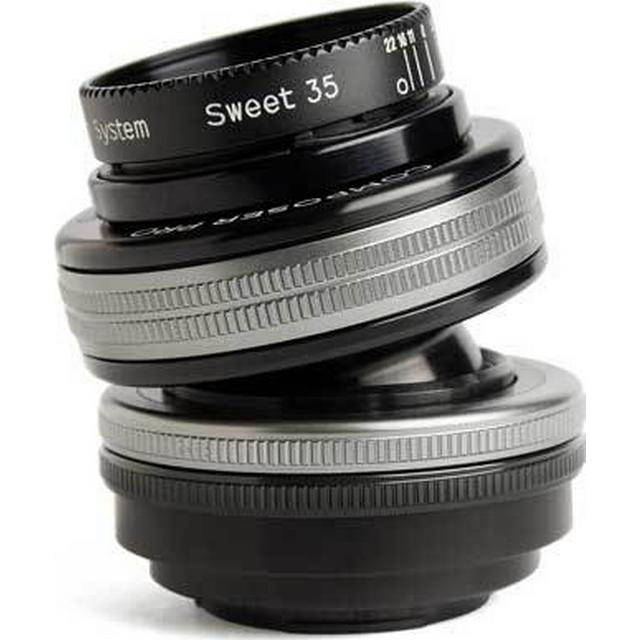 Lensbaby Composer Pro II with Sweet 35mm for Micro Four Thirds