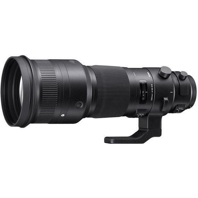Sigma 500mm F4 DG OS HSM Sports for Canon