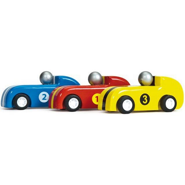 Le Toy Van Pullback Racers Set of 3