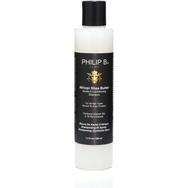 Philip B African Shea Buttergentle & Conditioning Shampoo 60ml