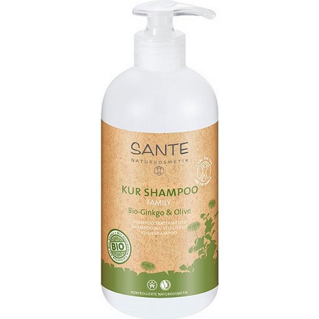 SANTE Organicginkgo & Olive Treatment Shampoo 500ml