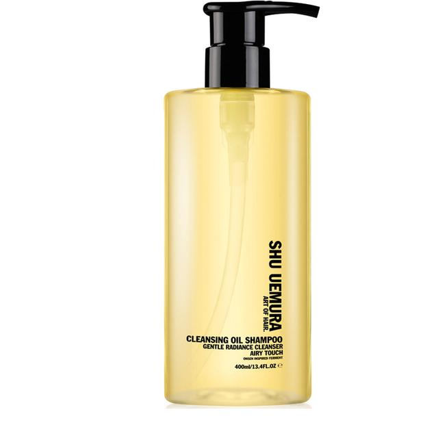 Shu Uemura Cleansing Oil Shampoo for Dry Scalp 400ml