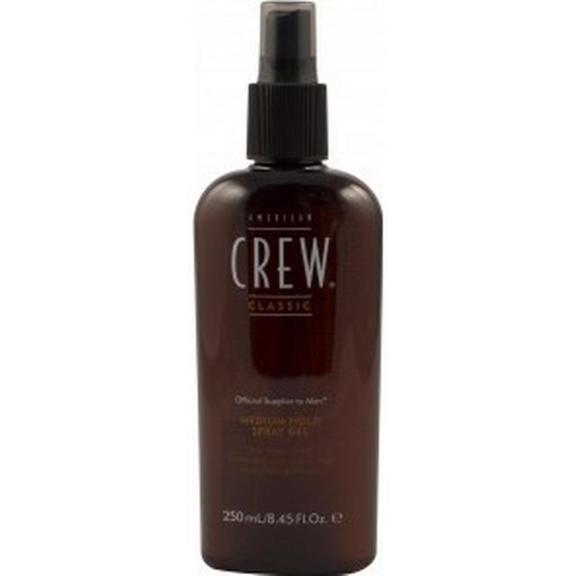 American Crew Medium Hold Spraygel 250ml