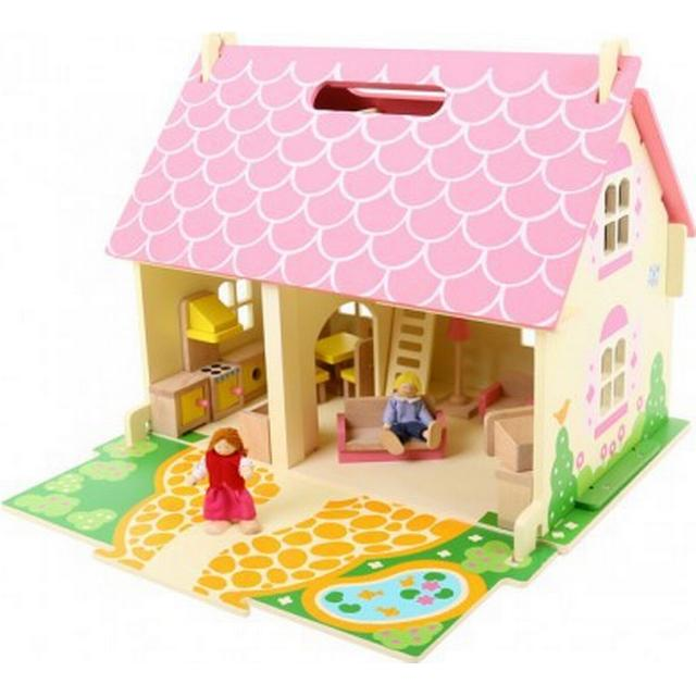 Bigjigs Heritage Playset Blossom Cottage