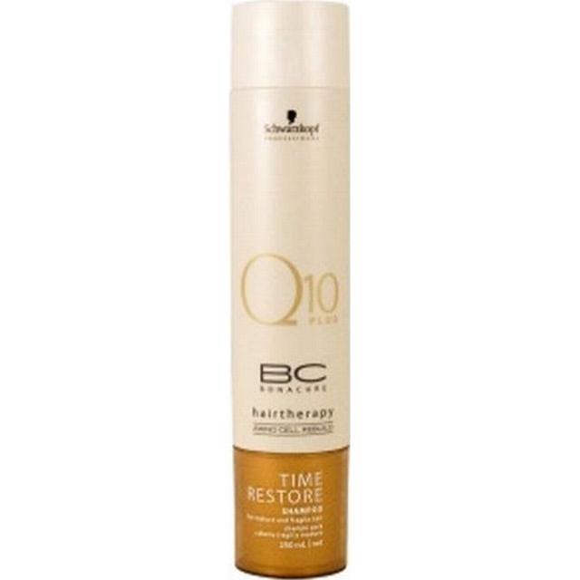 Schwarzkopf BC Time Restore Q10 Shampoo 250ml