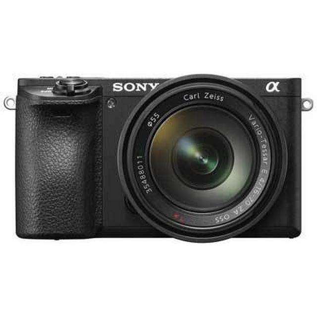 Sony Alpha 6500 + 16-70mm OSS