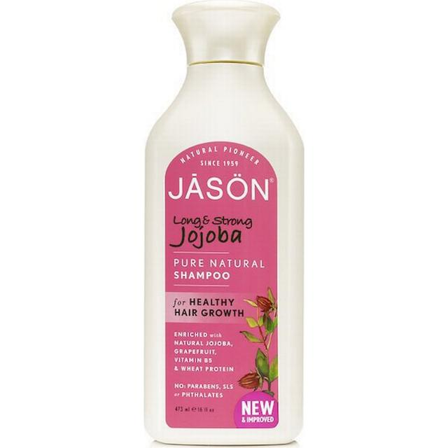Jason Long & Strong Jojoba Shampoo 473ml