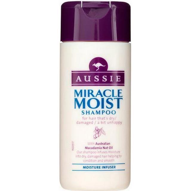 Aussie Miracle Moist Shampoo 75ml