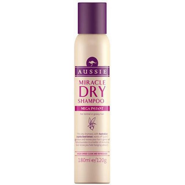 Aussie Mega Instant Miracle Dry Shampoo 180ml