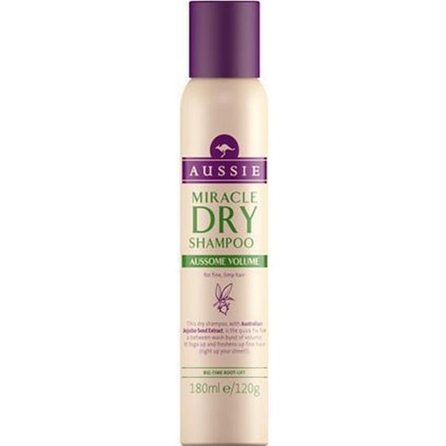 Aussie Aussome Volume Miracle Dry Shampoo 180ml