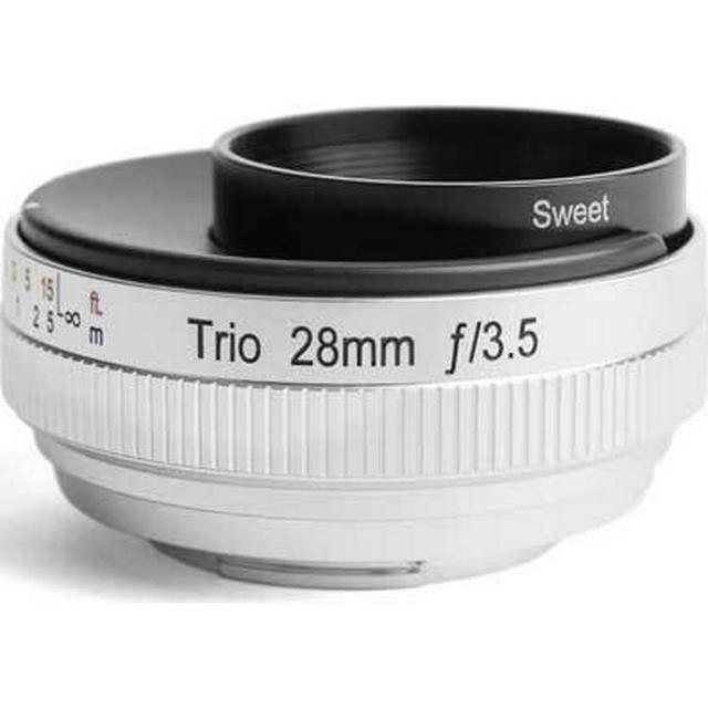 Lensbaby Trio 28mm f/3.5 for Fujifilm X