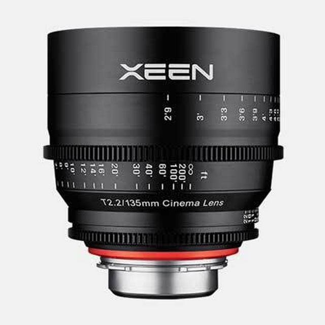 Samyang Xeen 135mm T2.2 for Nikon