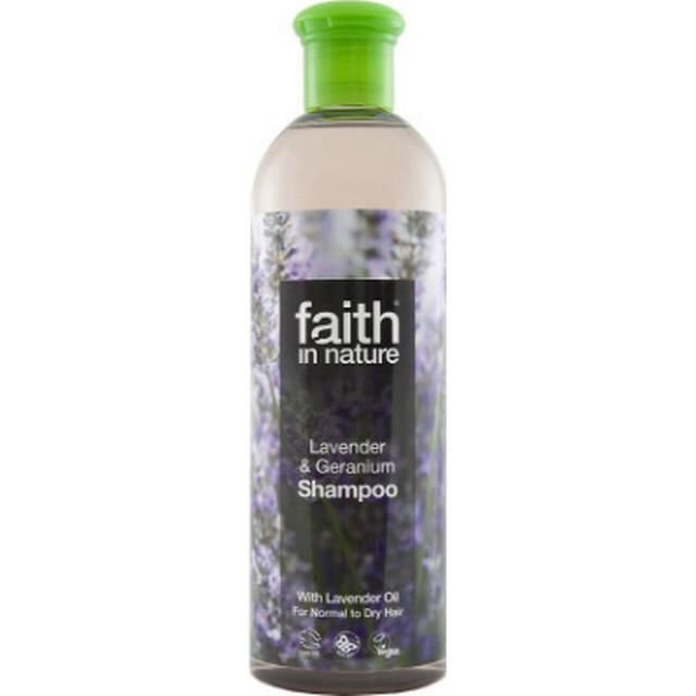 Faith in Nature Lavender &geranium Shampoo 400ml