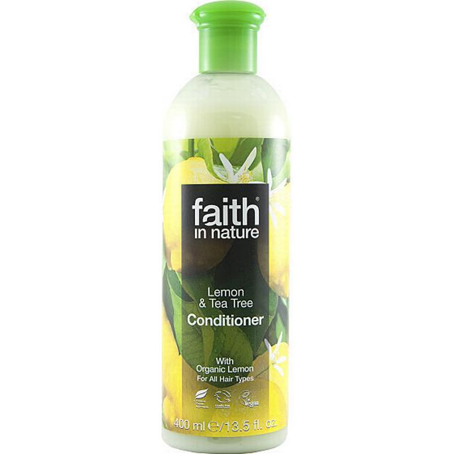 Faith in Nature Lemon & Tea Tree Conditioner 400ml