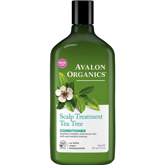 Avalon Organics Scalp Treatment Tea Tree Conditioner 325ml