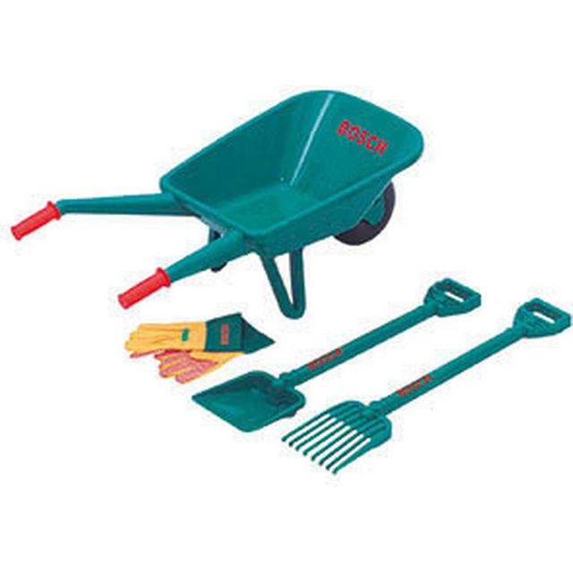 Klein Bosch Garden Set with Gardener Cart 4pcs 2752