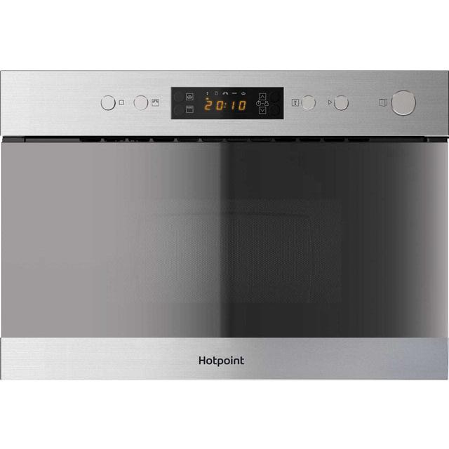 Hotpoint MN 314 IX H Stainless Steel