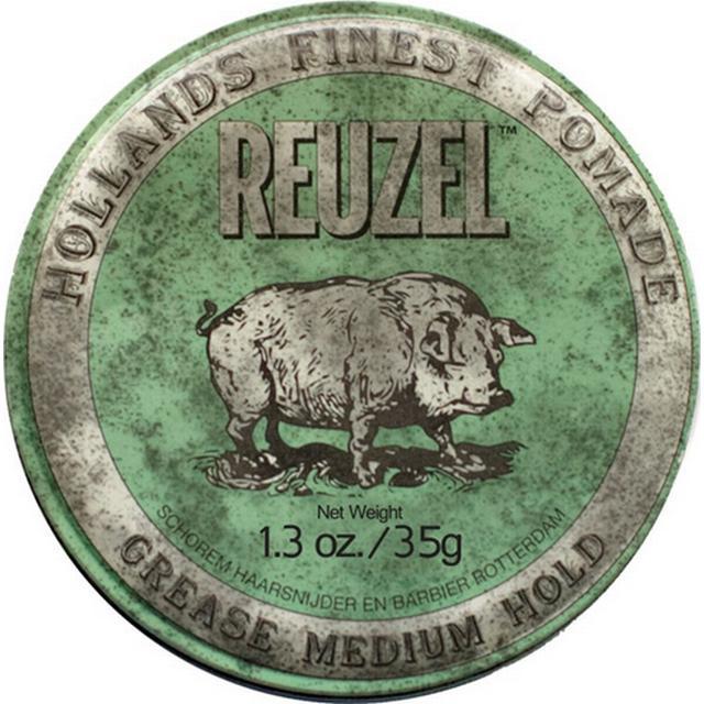 Reuzel Green Medium Holdgrease 35g