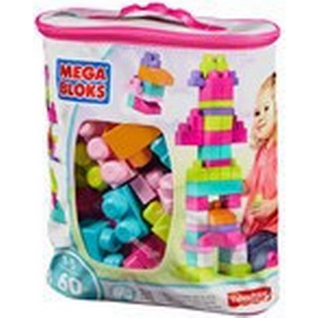 Mega Bloks Big Building Bag 60pcs