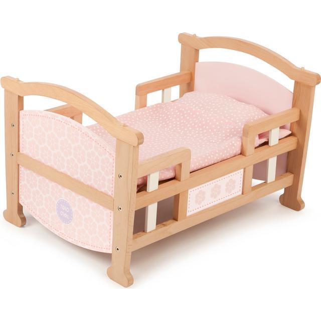 Tidlo 2 in 1 Doll's Cradle