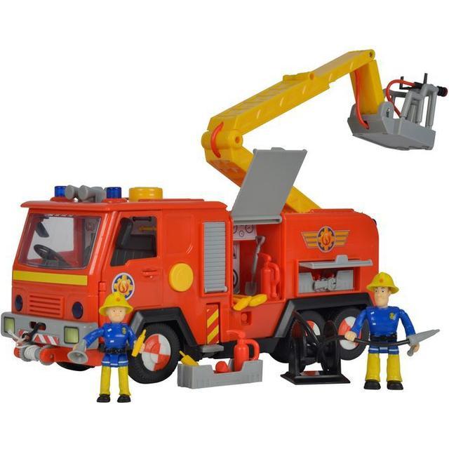 Simba Fireman Sam Jupiter Including 2 Figures