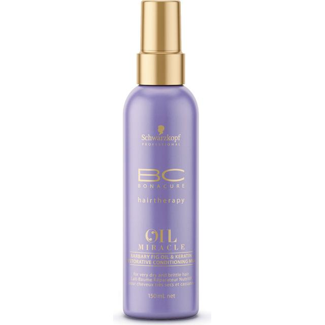Schwarzkopf BC Oil Miracle Barbary Fig Oil Restorative Conditioning Milk 150ml