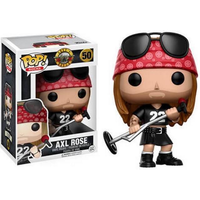 Funko Pop! Rocks Guns N Roses Axl Rose