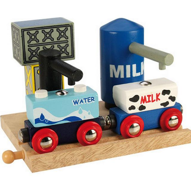 Bigjigs Milk & Water Depot