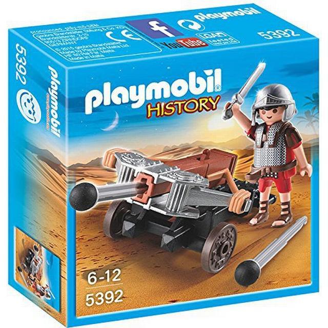 Playmobil Legionnaire with Ballista 5392