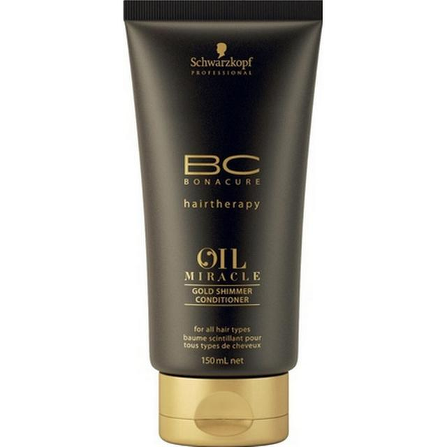 Schwarzkopf BC Oil Miraclegold Shimmer Conditioner 150ml